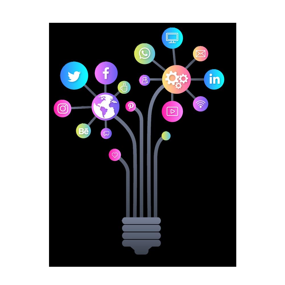 Správa socialnych sieti